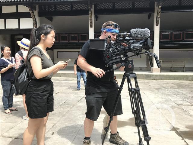 重庆美再次走向世界 四面山即将亮相美国ABC电视台